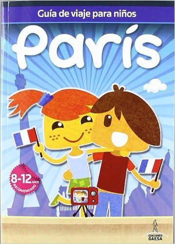 Guías de viajes para niños París Guia De Viaje Para Niños: Amazon ...