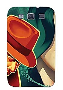 Galaxy S3 PdIAvUN4642Qmbub Bioshock Infinite Burial At Sea Tpu Silicone Gel Case Cover For Lovers