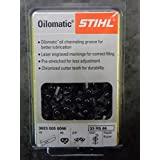 Stihl Chainsaw Chain- 33RS66- 18 Inch, 66 Drive Links, 3/8 Pitch, .050 Gauge