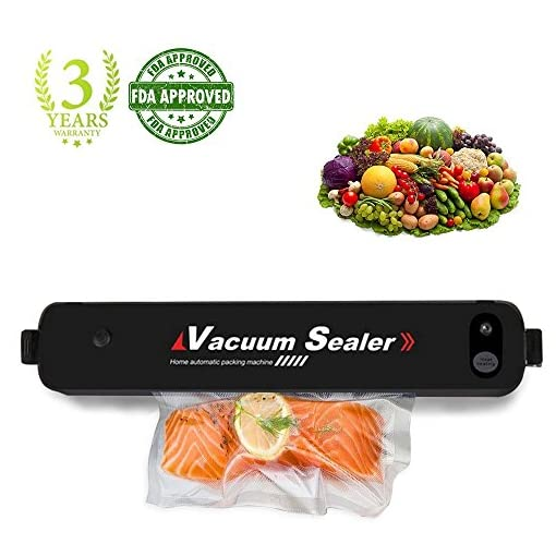 Portable Compact Vacuum Sealing System for Vacuum and Seal