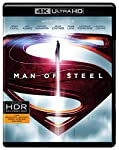 Cover Image for 'Man of Steel (4K Ultra HD/BD)'