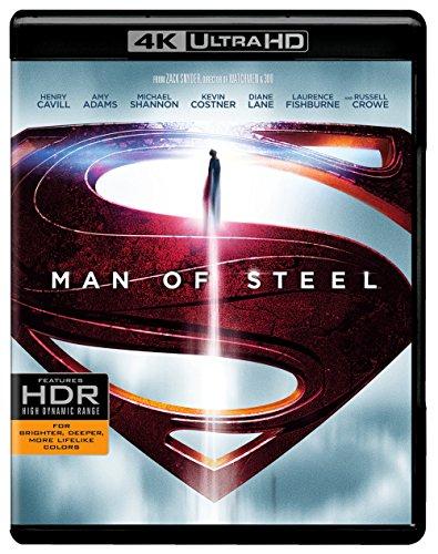 Man of Steel (4K Ultra HD/BD) - Amazon Blu-ray Price Index