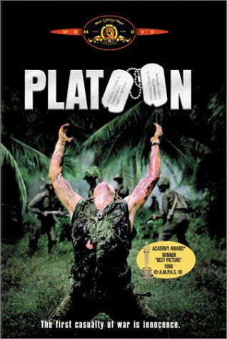 DVD : Platoon (Widescreen)