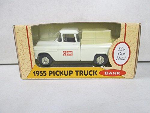 Case Ertl Truck (Ertl 1955 CASE Pickup Truck Bank 1:25 Scale)
