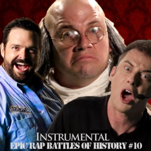 epic rap battles of history 10 instrumental feat rawheatz by