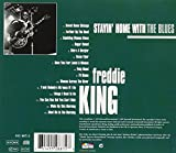 Stayin` Home With The Blues /  Freddie King