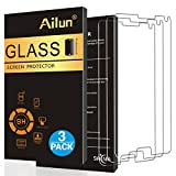 galaxy note 4 edge case ultra - Galaxy Note 4 Screen Protector,[3 Pack]By Ailun,Tempered Glass,9H Hardness,2.5D Edge,Ultra Clear,Anti-Scratch,Case Friendly-Siania Retail Package