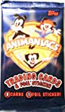 Animaniacs Trading Cards & Foil Stickers
