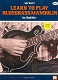 Learn To Play Bluegrass Mandolin  Book/DVD Set