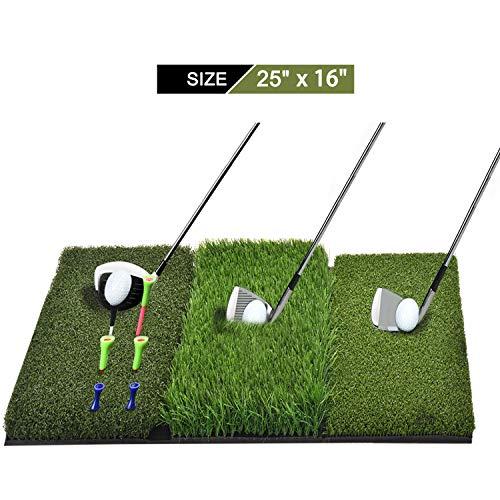 SUNHOO Golf Hitting Mat