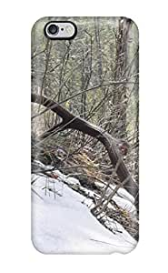 Andrew Cardin's Shop Hot 3401082K46086012 High Quality Antler Case For Iphone 6 Plus / Perfect Case