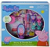 Peppa Pig Stamp and Doodle Set