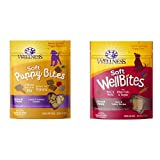 Wellness Soft Puppy Bites With Soft Wellbites Dog Treats, Beef & Turkey Bundle Larger Image