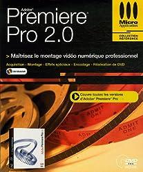 Première Pro 2.0 (1Cédérom)