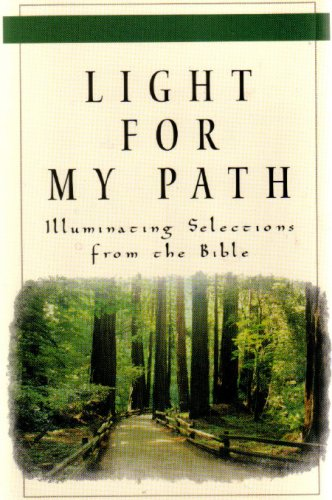Bible Verse Light For My Path