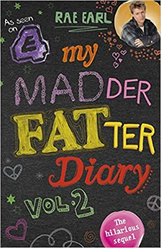 Image result for My Madder Fatter diary