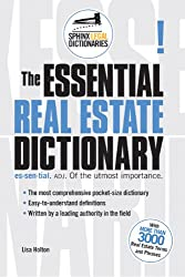 The Essential Real Estate Dictionary (Sphinx Dictionaries)