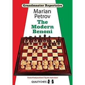 Petrov, M: Grandmaster Repertoire 12 - The Modern Benoni 12