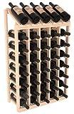 Wine Racks America Ponderosa Pine 5 Column 8 Row Display Top Kit. 13 Stains to Choose From! Review
