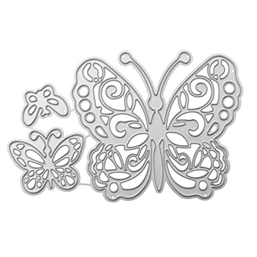 Metal Cutting Dies Sonder Embossing Stencil Template for DIY Scrapbooking  Album Paper Card Craft Decoration by Hunzed (G)
