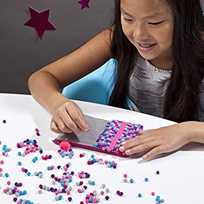 Craft-tastic Pom Purse Kit: Toys & Games