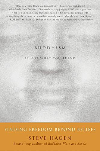 Buddhism Is Not What You Think: Finding Freedom Beyond Beliefs ePub fb2 ebook
