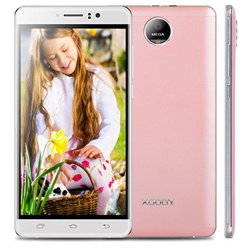 Xgody Y12 Celular Unlocked 6 Inch Android 5.1 ROM 8GB MTK658