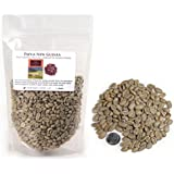 Papua New Guinea Organic Wild-grown Unroasted Green Coffee Beans (1 LB)