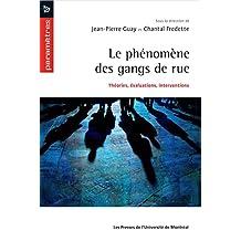 Le phénomène des gangs de rue: Théories, évaluations, interventions