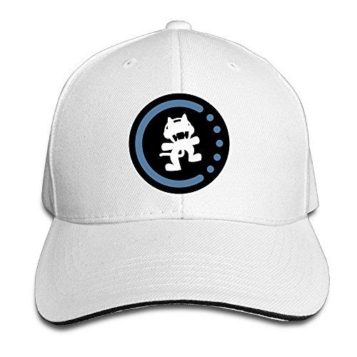 Boomy Monstercat Logo Snapback Cap White ()