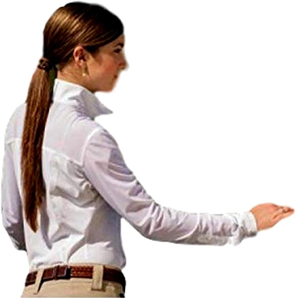 Fits Anna Show Shirt White-XL