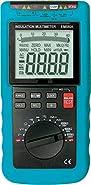 all-sun Megohm 4000M Insulation Multimeter Digital Multimeter Autorange Meter Voltage DC/AC Current Resistance