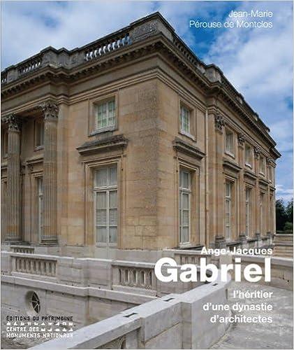 Télécharger en ligne Ange-Jacques Gabriel pdf