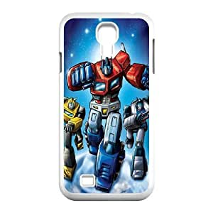 SamSung Galaxy S4 9500 cell phone cases White Transformers fashion phone cases IOTR712159