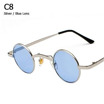 LETAM Gafas de sol Gafas de Sol Estilo Vampiro, pequeñas y ...