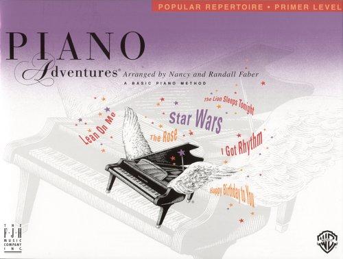 Piano Adventures Popular Repertoire, Primer (Popular Repertoire Primer)