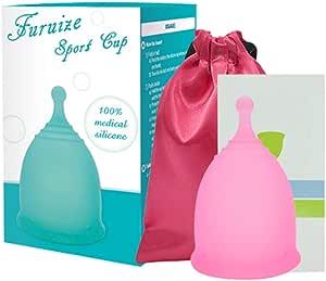 Copa Menstrual silicona Copa Mujeres Femenino Menstrual Cup ...