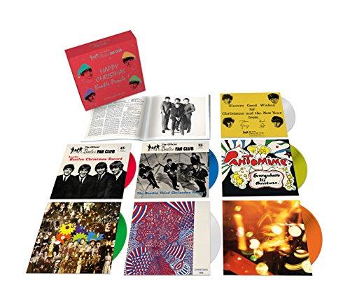 The Christmas Records [7″ Box Set]