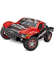 Save on Traxxas 68086-4 Slash 4X4 1/10 Scale 4WD Short Course Truck with TQi 2.4GHz Radio Red. Discount applied in price displayed.