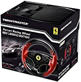THRUSTMASTER Ferrari Racing Wheel Red Legend Edition (PC DVD) - [Edizione: Regno Unito]