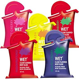 Wet Flavored Assortment 12 Pack