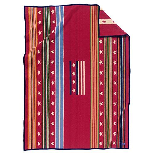 Pendleton Grateful Nation Wool Blanket, Twin