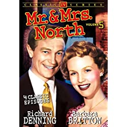 Mr. & Mrs. North, Vol. 5