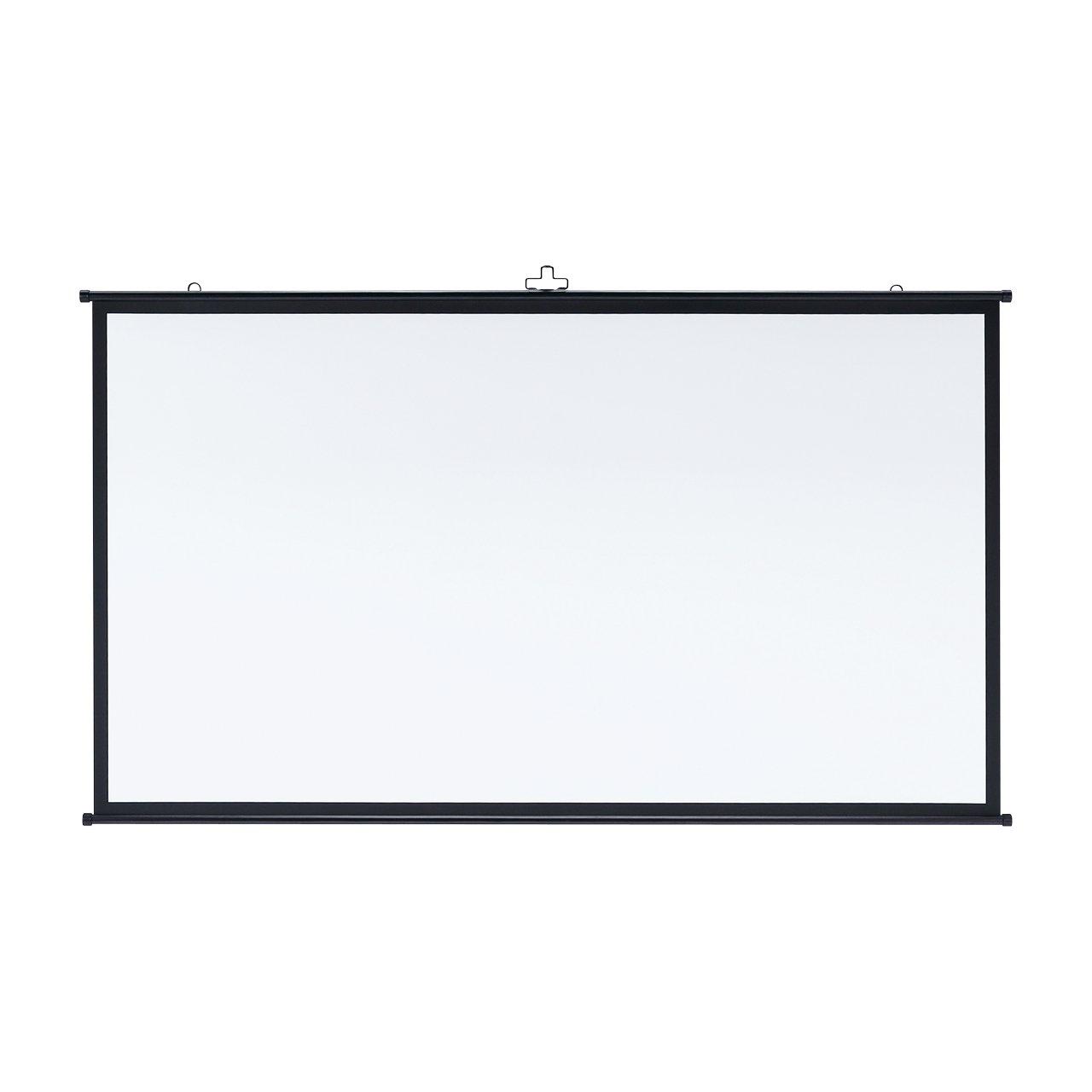 サンワサプライ プロジェクタースクリーン(壁掛け式)(16:9) 80型相当 PRS-KBHD80 B00D75L8QK