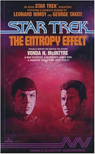STAR TREK - THE ENTROPY EFFECT, Vonda N. McIntyre
