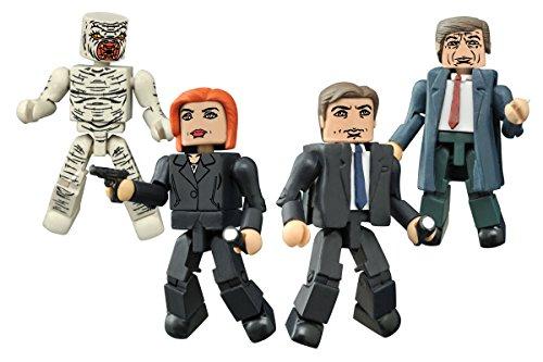 Diamond Select Toys X Files Minimates