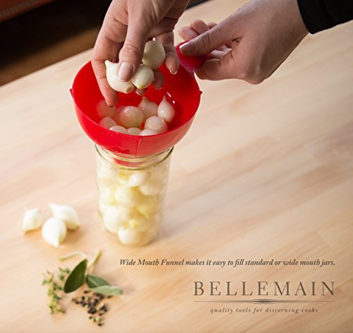 Bellemain 6 Piece Canning Tool Set - Vinyl Coated Stainless Steel by Bellemain (Image #5)