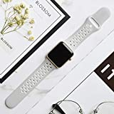 TIMTU Compatible with Apple Watch Band 40mm