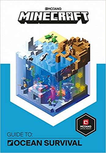 Amazon Fr Minecraft Guide To Ocean Survival Mojang Ab