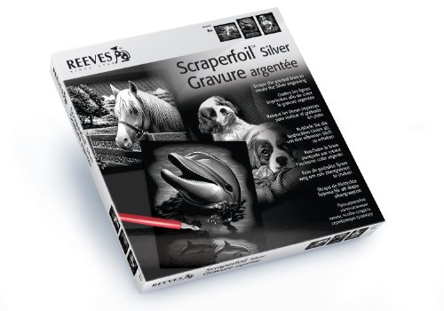 Reeves Silver Scraperfoil Gift Set product image